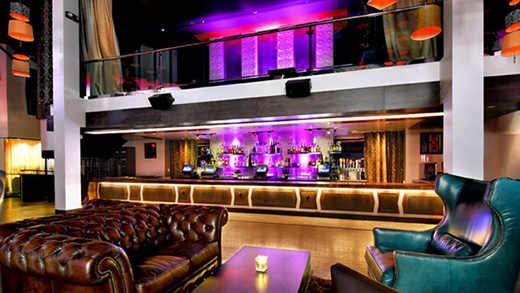 Stingaree nightclub in San Diego.