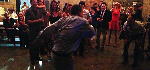 The final dance can be one of the most memorable moments of a wedding reception.