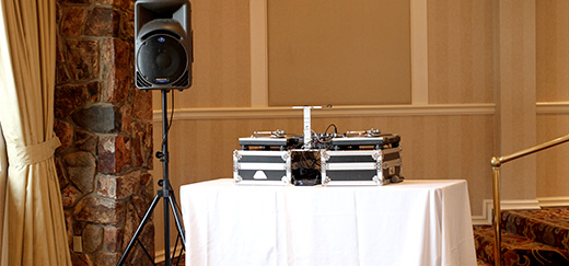 Make sure to get with your wedding entertainment or mobile disc jockey and determine the music you would like at your wedding. Most importantly the do not play list is key to making sure that you give the entertainment proper info.