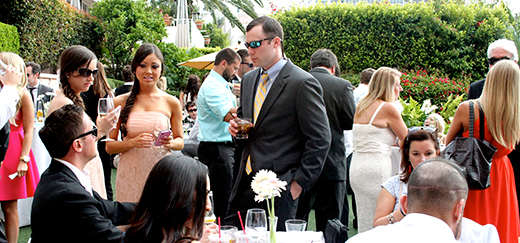 Corporate Event Entertainment ideas by San Diego's premier musician booking and entertainment agency.