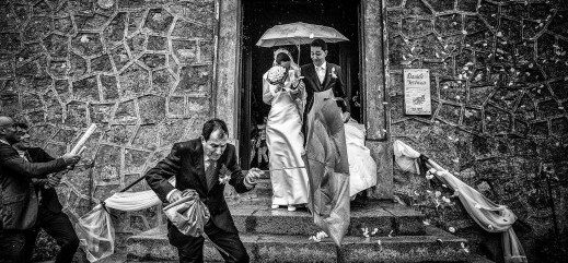 Planning for Bad Weather on Your Wedding Day