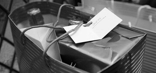 Wedding gift registry alternatives