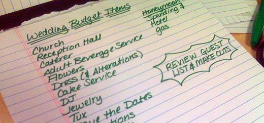 Stretch your wedding budget