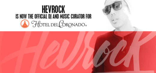 Hevrock Named Official DJ and Music Curato for Hotel Del Coronado