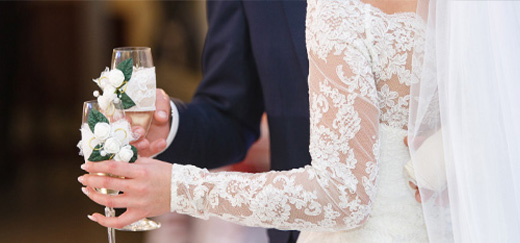 California Wedding Statistics for 2019 Show You're Not Alone if COVID-19 Has Affected Your 2020 Celebration