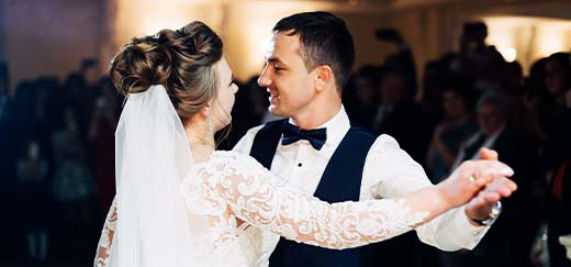 Some of the Best First Dance Wedding Songs of the Year 1